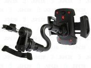 قیمت پایه نگهدارنده گوشی موبایل Baseus Wind Pro Car Mount