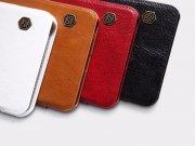 قیمت کیف چرمی Samsung Galaxy A7 2016 مارک Nillkin-Qin