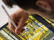 طراحی های انجام شده با قلم اپل