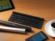 فروش کیبورد بیسیم و تاشوی ال جی LG KBB-700 Black