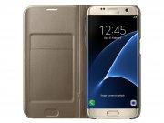 خرید کیف سامسونگ Galaxy S7 edge LED View Cover