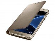 فروش اینترنتی کیف اصلی Galaxy S7 LED View Cover