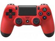 دسته بازی Sony DUALSHOCK 4 Wireless Red Controller PS4