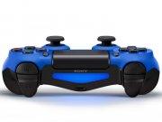 دسته بازی Sony DUALSHOCK 4 Wireless Blue Controller PS4