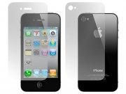 محافظ صفحه نمایش مات پشت و رو Apple iphone 4
