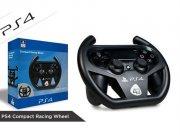 فرمان اتومبیل سونی PS4 Compact Racing Wheel Gaming