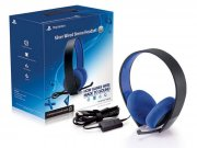 خرید هدفون سونی PlayStation Silver Wired Stereo Headset