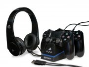 خرید هدفون با پایه شارژر دسته سونی Stereo Gaming Headset Starter Kit