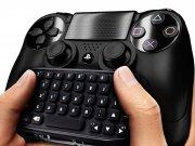 کیبورد بی سیم سونی PS4 Keyboard Gamepadکیبورد بی سیم سونی PS4 Keyboard Gamepad