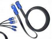 فروش بسته کابل سونی PS4 Premium Connect N Charge Kit