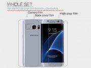 فروش محافظ صفحه نمایش شفاف Samsung Galaxy S7 Edge مارک Nillkin