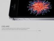 فروش محافظ صفحه نمایش شیشه ای  Apple iPhone 5/5S/SE PE مارک Nillkin
