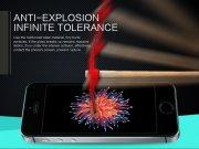 جانبی محافظ صفحه نمایش شیشه ای  Apple iPhone 5S/SE H مارک Nillkin