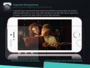 محافظ صفحه نمایش شیشه ای  Apple iPhone 5S/SE H مارک Nillkin