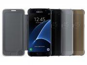 خرید کاور اصلی Samsung Galaxy S7 Clear View Cover