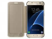 خرید کاور اصلی Samsung Galaxy S7 Clear View Cover