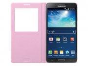 خرید کیف اصلی Samsung Note 3 S View Cover