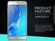 فروش محافظ صفحه نمایش شیشه ای Samsung J7 2016 مارک Nillkin