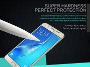 محافظ صفحه نمایش شیشه ای Samsung J7 2016 مارک Nillkin