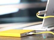 خرید کابل دو پورت Micro USB و Lightning مارک Rock