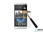 خرید محافظ صفحه نمایش شیشه ای HTC ONE M8 مارک RG