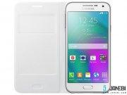فروش خرید کیف اصلی Samsung Galaxy E5 Flip Wallet