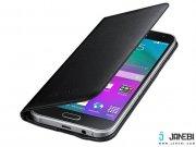خرید خرید کیف اصلی Samsung Galaxy E5 Flip Wallet