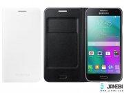 خرید کیف اصلی Samsung Galaxy E5 Flip Wallet