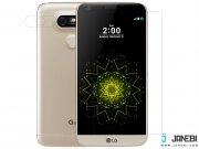 فروش محافظ صفحه نمایش شیشه ای LG G5 مارک  Nillkin PE