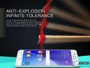 خرید محافظ صفحه نمایش شیشه ای Samsung Galaxy A3 2016 مارک Nillkin H