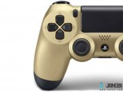 فروش دسته بازی Sony DUALSHOCK 4 Wireless Gold Controller PS4