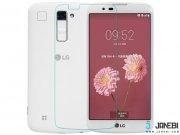 خرید محافظ صفحه نمایش شیشه ای LG K10 مارک RG