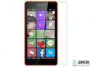 خرید محافظ صفحه نمایش شیشه ای Microsoft Lumia 540 مارک RG