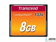 خرید رم Transcend CompactFlash 8G