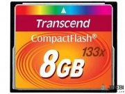 فروش رم Transcend CompactFlash 8G