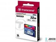 فروش رم Transcend CompactFlash 32G Premium
