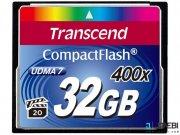 خرید رم Transcend CompactFlash 32G Premium