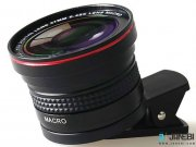 خرید لنز گوشی موبایل LIEQI LQ-026 Fish Eye Lens With Macro