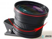 فروش لنز گوشی موبایل LIEQI LQ-026 Fish Eye Lens With Macro