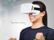 سینمای سه بعدی هدست واقعیت مجازی Rock BOBO 3D VR