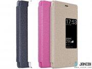 خرید کیف چرمی Huawei Ascend P9 مارک Nillkin-Sparkle