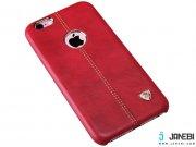 قرمز قاب چرمی Apple iphone 6/6s مارک Nillkin Englon