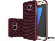 فروش قاب محافظ Samsung Galaxy S7 Edge مارک Nillkin Synthetic Fiber