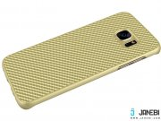 قاب فیبری محافظ Samsung Galaxy S7 Edge مارک Nillkin Synthetic Fiber