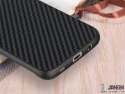 مشکی قاب محافظ Samsung Galaxy S7 Edge مارک Nillkin Synthetic Fiber