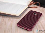 قرمز قاب محافظ Samsung Galaxy S7 Edge مارک Nillkin Synthetic Fiber