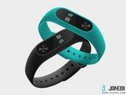 سبز مشکی دستبند سلامتی Xiaomi Mi Band 2