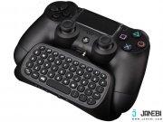 فروش عمده کیبورد بی سیم PS4 Wireless Keyboard Gamepad مارک DOBE