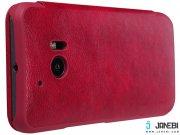 کیف چرمی HTC 10 Lifestyle مارک Nillkin Qin