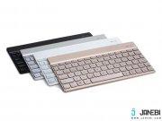 آنلاین کیبورد بی سیم F3S Bluetooth LED Backlight Keyboard